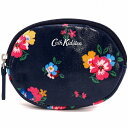 Cath Kidston キャスキッドソン 小銭入れ OVAL COIN PURSE PARK MEADOW