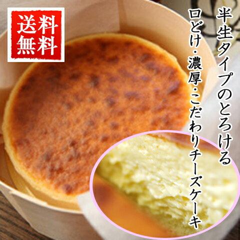 【送料無料】撫川半生チーズケーキ/パティスリー ...の商品画像