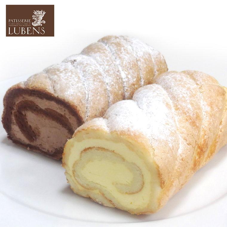 パティスリールベンスプレミアムロールケーキセット送料無料/スイーツ洋菓子ロールケーキケーキお取り寄せ