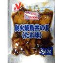 ニチレイ QM炭火焼鳥丼の具(たれ味) 140g×5袋