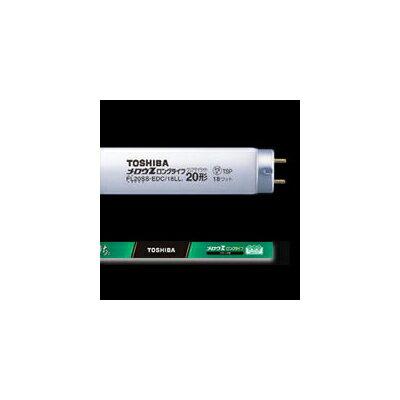 ◎東芝 メロウZ ロングライフ 直管形蛍光ランプ(蛍光灯) スタータ形 20形 クリアナチュラルライト 【25本入り】 FL20SSENC/18LLN