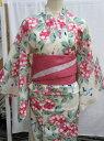乃木坂46 白石麻衣 浴衣 ポリエステル Fサイズ プレタゆかた Nogizaka46 MaiShiraishi ブランド ブランドゆかた フリーサイズ レディース 仕立て上がり浴衣