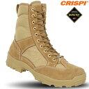 メンズ ミリタリー ブーツ / CRISPI クリスピー SWAT DESERT GTX タクティカルブーツ COYOTE ゴアテックス シューズ メンズ 《WIP》10P05Nov16 【送料無料】 ミリタリー 男性 ギフト プレゼント