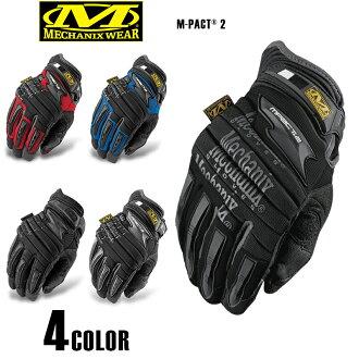 Mechanix Wear mechanics wear M-Pact 2 Glove 4 colors [WIP]