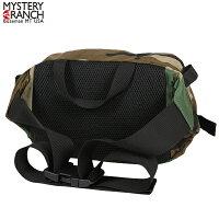 【N】≪WIP≫【送料無料】【MYSTERYRANCHミステリーランチ】HIPMONKEYWoodlandCamoデザインと優れた機能性、耐久性を兼ね備えた究極の2WAYバッグです。