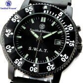 Smith&Wesson/スミス&ウェッソン 4318 S.W.A.T. WATCH スワットウォッチ 【ミリタリーウォッチ】 《WIP》 ミリタリー 男性 ギフト プレゼント