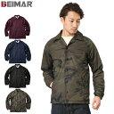 BEIMAR ビーマー Coaches Jacket Modern Fit ナイロン コーチジャケット モダンフィット WB103M メンズ アウター ライトア...