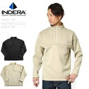 INDERA MILLS インデラミルズのフリースTシャツ!米軍が寒冷地で使用するアンダーシャツと同じ10オンスクラスで防寒性抜群。裏起毛で肌触りが良く、着心地も◎です。