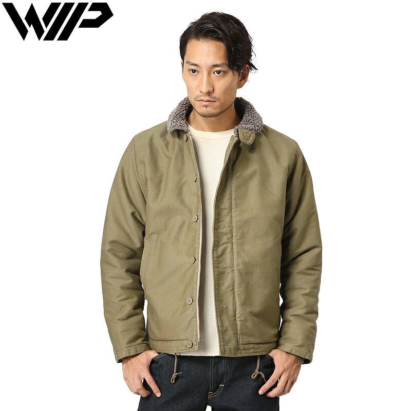 ワイパー N-1デッキジャケット