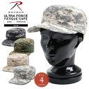 ショッピングデジタル ROTHCO ロスコ ULTRA FORCE ファティーグキャップ DIGITAL CAMO/ ミリタリー