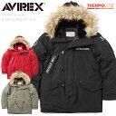 avirex ジャケット【52%OFF大特価】AVIREX アビレックス 6182209 N-3Bフライトジャケット X-15 /【クーポン対象外】N3B アヴィレックス..