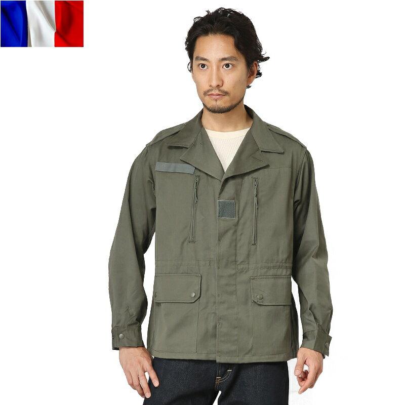 【20%OFFクーポン対象】実物 新品 フランス軍F-1ジャケット