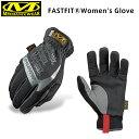 今だけ10%OFF大特価!Mechanix Wear メカニックスウェア WOMEN'S FastFit Glove ウーマンズファーストフィットグローブ MFF-05 BLACK レディース ミリタリー グローブ 手袋 装備 バイク レース サバゲー サバイバルゲーム メカニックス グローブ