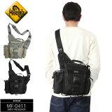 メンズ ミリタリー バッグ / MAGFORCE マグフォース MF-0411 Jabo Versipack 2色《WIP》 ミリタリー 男性 旅行 ギフト プレゼント