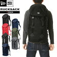 NEW ERA ニューエラ ラックサック RUCKSACK メンズ レディース リュックサック バッグ ミリタリー 男性 旅行 新生活 父の日 ギフト プレゼント