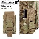 メンズ ミリタリー バッグ / karrimor SF カリマー スペシャルフォース 40mm Grenade Pouch Multicam お手持ちのPredatorシリーズの グレードアップにオススメです。《WIP》 ミリタリー 男性 旅行 ギフト プレゼント