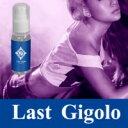 【定形外郵便で送料無料】Last Gigolo(ラストジゴロ) 男性用フェロモン香水