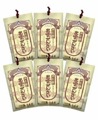 【送料無料】神在餅 出雲ぜんざい6袋セット【RCP】