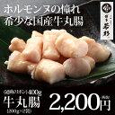 国産ホルモン丸腸 400g もつ鍋(モツ鍋)追加具に最適【お歳暮 2016】