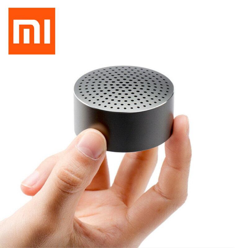Xiaomi 超小型 ブルートゥース スピーカー Mi Mini Speaker Bluetooth 4.0 無線 ワイヤレス シャオミ 高音質 マイク内蔵 58g アルミボディ 送料無料