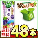 カゴメ 野菜生活100 巨峰ミックス 195ml×48本 【近畿A】【宅配便B】【k48】
