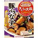 味の素 クックドゥ 豚バラなす用 100g 賞味期限2020.02.29