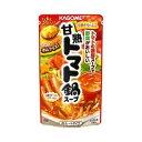 カゴメ 甘熟トマト 鍋スープ 750g 賞味期限2019.12.20
