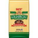 UCC ゴールドスペシャル キリマンジァロブレンドAP 1kg ×2個 賞味期限2020.01.31