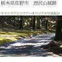 日本紀行 栃木県佐野市 唐沢山城跡 (nk09-170216-220) 当店オリジナル写真販売 Photo frame, Mt.Karasawayama
