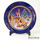 ディズニー クリスマスプレート2001 東京ディズニーランド...
