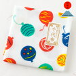 日本市 千代布 水風船 白 ガーゼハンカチ Nippon-ichi chiyonuno cotton handkerchief balloon