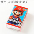 トップ ニュー・スーパーマリオブラザーズ・Wiiガム 1個 絵柄アソート 懐かしい昭和のお菓子 Chewing gum