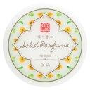 コトラボ 練り香水 冬:水仙 上品で優しい水仙の香り ソリッドパフューム