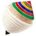 九州 肥後こま(投げ独楽) 福岡県の木工品 Throw top, Higo koma, Fukuoka crafts