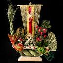 正月飾り 注連飾り 竹治郎 宝船(大) 新潟県南魚沼の正月飾り ※メール便では発送できません