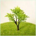 Nゲージ、HOゲージ向けの60mm落葉樹10本セットt_09th_60
