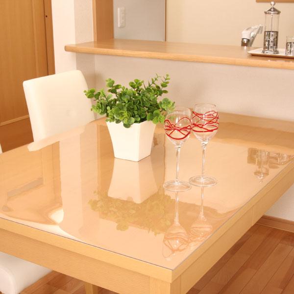 透明テーブルマット アキレス 120×220cm 1.5mm厚 透明マット 今日から使える割引クーポン配布中!お気に入りのテーブルの美しさをいつまでも!