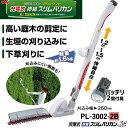 【送料無料】ムサシ 充電式 伸縮スリムバリカンJr.(PL-3002-2B) リチウムイオンバッ