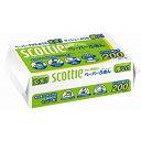 スコッティ ペーパーふきん サッとサッと 1箱 30セット