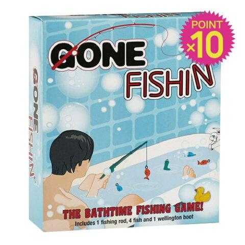 ( ポイント10倍 )お風呂 おもちゃ おもしろ雑貨 バスタイム 釣りゲーム 魚釣り かわいい おもしろ 海外 子供 楽しい プレゼント 釣り竿 Hook a Bath Game / WakuWaku