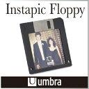 ( あす楽 ) 写真立て フォトフレーム フロッピー ディスク 【 Umbra/アンブラ 】 Instapic Floppy なつかしい 写真 カップル インテリア プレゼント アナログ おしゃれ デザイン / WakuWaku
