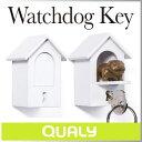 ( あす楽 )ウォッチドッグ キーホルダー キーホルダー ブルドッグ 【 QUALY / クオーリー 】Watch Dog Key Holder …