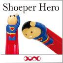 ( あす楽 ) 靴べら シューバーヒーロー シューホーン&スタンド Shoeper Hero スーパーヒーロー 玄関 スタンド デザイン 海外 おもしろ 雑貨 ...