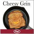 ( あす楽 )サンドイッチカッター チーズグリン 食パン 【 FRED / フレッド 】 CHEESY GRIN カッター パン 道具 チーズ おもしろ 雑貨 キャラ弁 デコ弁 かわいい おもしろ キッチン / WakuWaku