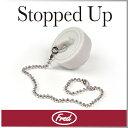 ( あす楽 ) 栓 白 グレー ワインストッパー ボトル キャップ ストップドアップ 【 Fred  /  フレッド 】STOPPED UP! BOTTLESTOPPER ボトルス...