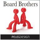 ( あす楽 ) ボードブラザーズ カッティングボードスタンド まな板 スタンド 【 Peleg Design / ペレグデザイン 】 Board Brothers Bo…