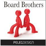 ( あす楽 ) ボードブラザーズ カッティングボードスタンド まな板 スタンド 【 Peleg Design / ペレグデザイン 】 Board Brothers Board stand おもしろ キッチン 雑貨 便利 収納 スタンド 置き場 水切り カッティングボード まな板立て / WakuWaku