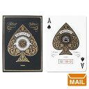 【 メール便 】 トランプ カード おしゃれ マジック アルティザンプレイングカード トランプ ブラック 【 theory11 セオリー 11 】Artisan Playing Cards / WakuWaku