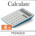 ( あす楽 ) 電卓 デザイン MOTO シンプル デザイナー calculate かっこいい デザイン スタイリッシュ プレゼント 使いやすい 押しやすい 1...