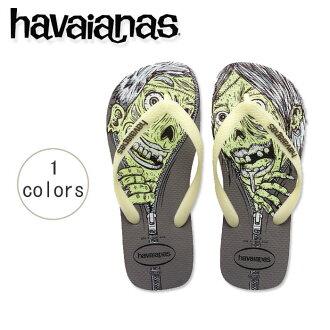 Beach sandal havaianas小孩·四騎士發光(KIDS 4 NITE)小孩小孩